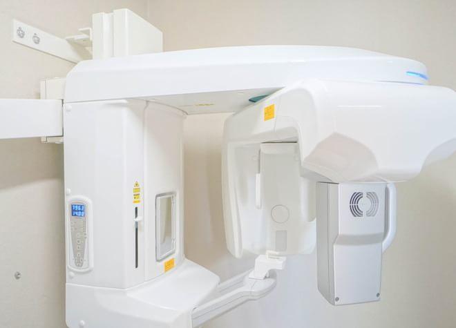 最新機材で安全な治療